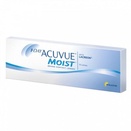 1-Day Acuvue Moist (10 блистеров)