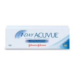 1-Day Acuvue Moist for Astigmatism (30 блистеров)