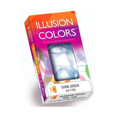 Illusion Colors Shine (2 блистера)