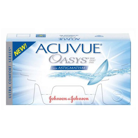 Acuvue Oasys for Astigmatism (6 блистеров)