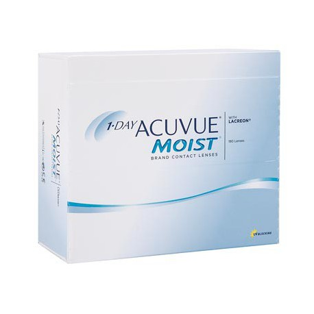 1-Day Acuvue Moist (180 блистеров)