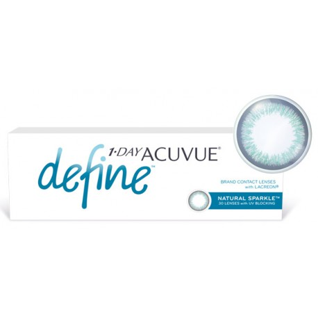 1-Day Acuvue Define (Natural Sparkle 30 блистеров)