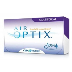 Air Optix Aqua Multifocal (3 блистера)
