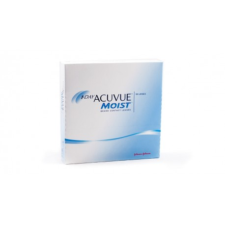 1-Day Acuvue Moist for Astigmatism (90 блистеров)