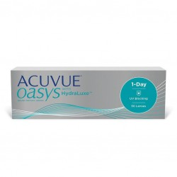 1-Day ACUVUE® OASYS HydraLuxe (30блистеров)
