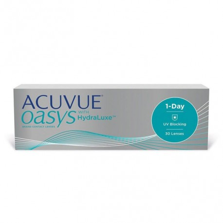1-Day ACUVUE® OASYS HydraLuxe