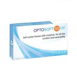 Optosoft 55 UV (6 блистеров)