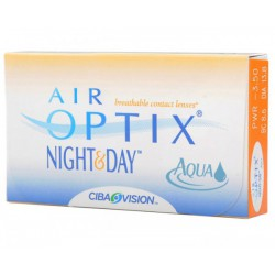 AIR OPTIX Night&Day (3 блистера)
